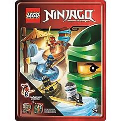 LEGO - Lego ninjago gift tin