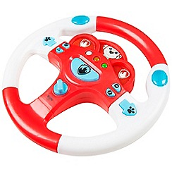 Paw Patrol - Marshal Steering Wheel