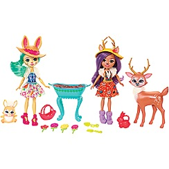 Enchantimals - Garden Magic Doll Set