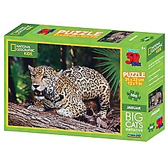 National Geographic - Super 3d 'magic motion' children's jigsaw puzzle