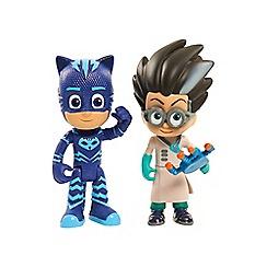 PJ Masks - Light up figure 2pk - cat boy & romeo wave 1