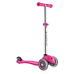 Globber - Pink 3 wheeled scooter