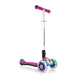 Plum - Pink light up scooter