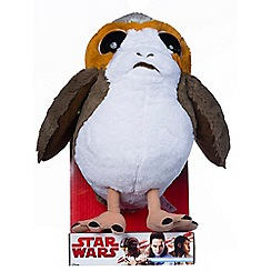 Star Wars - 10-inch episode 8 Porg soft toy
