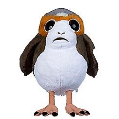 Star Wars - 18-inch episode 8 Porg soft toy
