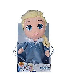 Disney Frozen - 10-inch Olaf's Adventure Elsa doll soft toy