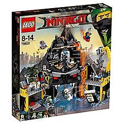 LEGO - Ninjago garmadon's volcano lair - 70631