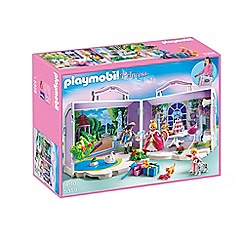 Playmobil - Flower Shop Play Box - 5639