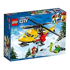 LEGO - 'City Ambulance Helicopter' set - 60179