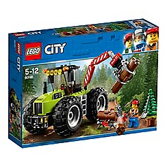 LEGO - 'City Forest Tractor' set - 60181