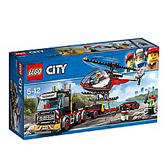 LEGO - 'City Heavy Cargo Transport' set - 60183