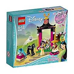 LEGO - 'Disney Princess Mulan's Training Day' set - 41151