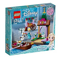 LEGO - 'Frozen Elsa's Market Adventure' set - 41155