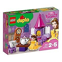 LEGO - 'DUPLO Princess TM Belle's Tea Party' set - 10877
