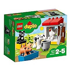 LEGO - 'DUPLO Farm Animals' set - 10870