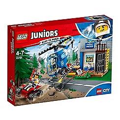 LEGO - 'Juniors City Mountain Police Chase' set - 10751