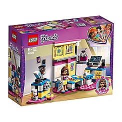LEGO - 'Friends™ - Heartlake Olivia's Deluxe Bedroom' set - 41329