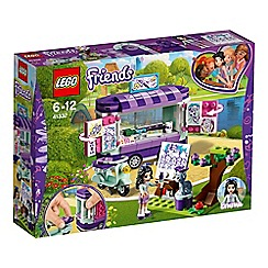 LEGO - 'Friends™ - Heartlake Emma's Art Stand' set - 41332