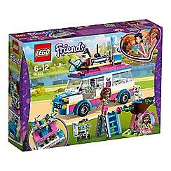 LEGO - 'Friends™ - Heartlake Olivia's Mission Vehicle' set - 41333