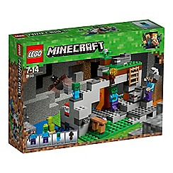 LEGO - 'Minecraft - The Zombie Cave' set - 21141