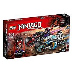 LEGO - 'Ninjago - Street Race of Snake Jaguar' Master of Spinjitzu set - 70639
