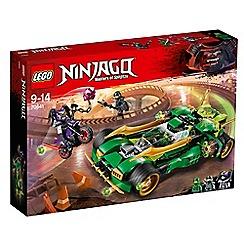LEGO - 'Ninjago - Ninja Nightcrawler' Masters of Spinjitzu set - 70641