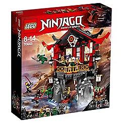 LEGO - 'Ninjago - Resurrection' Master of Spinjitzu set - 70643