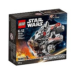 LEGO - 'Star Wars™ Classic Millennium Falcon  Microfighter - 75193