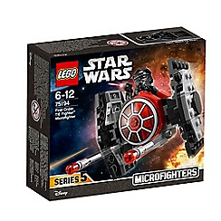 LEGO - 'Star Wars - Microfighter' classic first order set - 75194