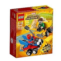 LEGO - 'Marvel Super Heroes - Mighty Micros Scarlet Spider vs. Sandman' set - 76089