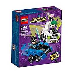 LEGO - 'DC Super Heroes - Mighty Micros Nightwing™ vs. The Joker™' set - 76093