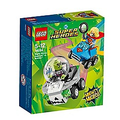 LEGO - 'DC Super Heroes - Mighty Micros Supergirl™ vs. Brainiac™' set - 76094