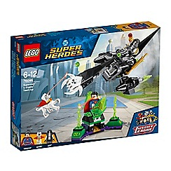 LEGO - 'DC Super Heroes - Superman™ and Krypto™ Team-Up' set - 76096