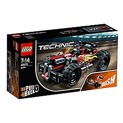 LEGO - 'Technic - Bash!' racer car - 42073