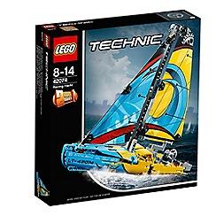 LEGO - 'Technic' racing yacht - 42074