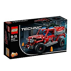 LEGO - 'Technic - First Responder' fire SUV - 42075