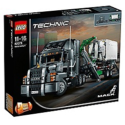 LEGO - 'Technic - Mack Anthem' truck - 42078