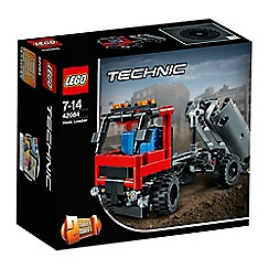 LEGO - 'Technic - Hook Loader' truck - 42084