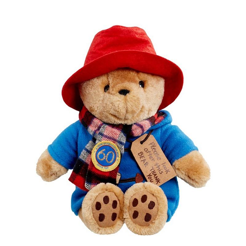 a167271e92f6d Paddington Bear - Large Cuddly Paddington Bear Soft Toy With Scarf · VIEW  DETAILS · Womens ...