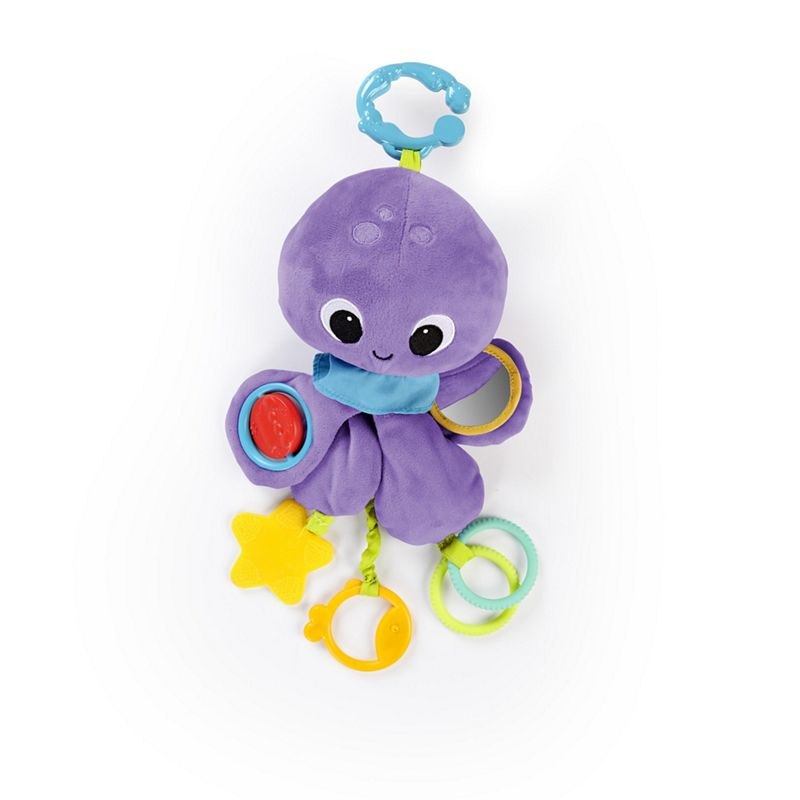 Bright Starts - 'Twirly Whirly Octopus' Easy Travel Toy