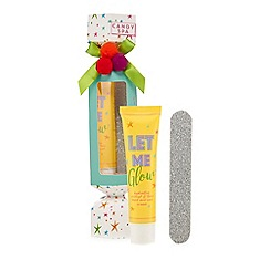 Candy Spa - Coconut and lime hand cream with a nail file
