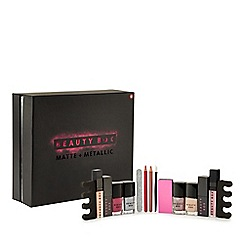 Beauty Box - Matte and Metallic make-up set