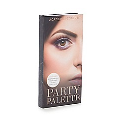 Academy of Colour - Party Palette' Eyeshadow And Eyeliner Set