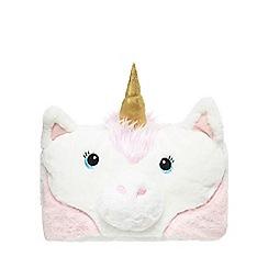 Snuggle Me - Unicorn hooded blanket