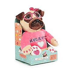 Cosy Friends - Pug microwaveable hottie