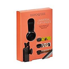 Sound Boutique - Universal clip lenses