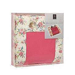 Gadget Co - Floral Manicure Cushion