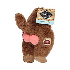 Spot & Mog - Silly bums baboon dog toy