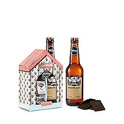 Spot & Mog - Dog beer and liver snacks set - 330ml