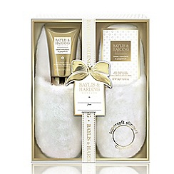 Baylis & Harding - Sweet Mandarin Slipper Set